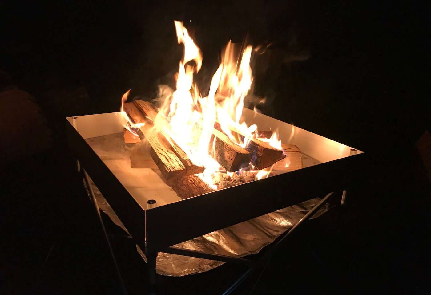 Are You Self-conscious By Your Lp Fire Pit Abilities?