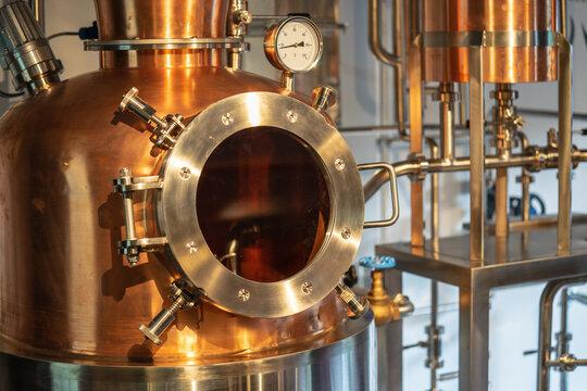 Moonshine Manufacturing Historically