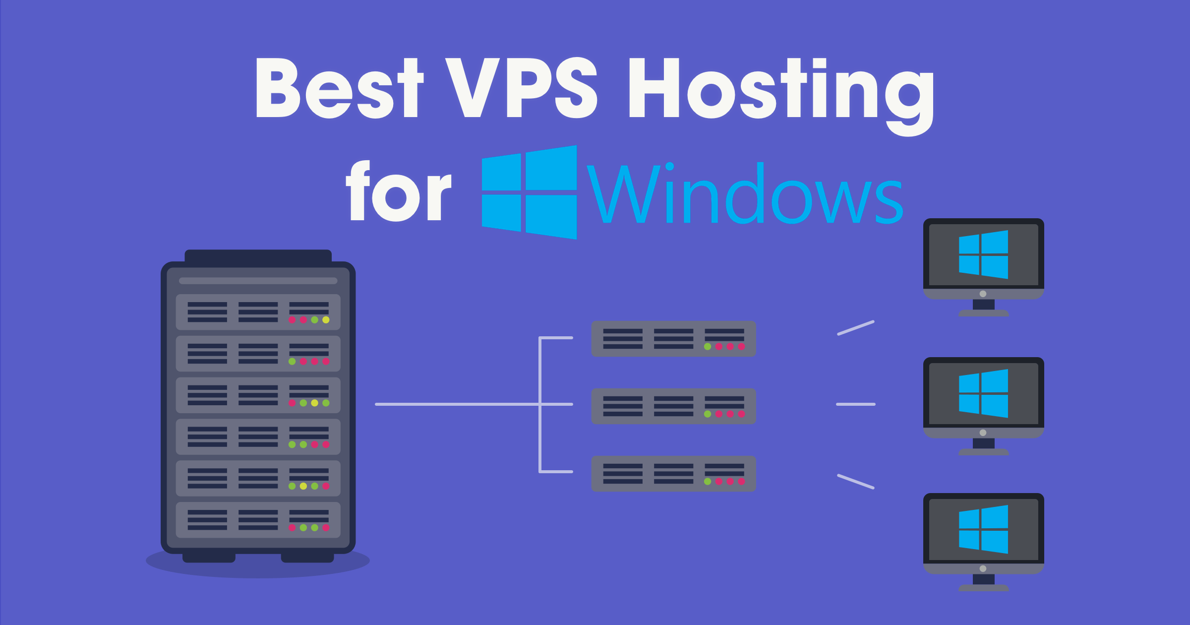 Essential Components For Windows VPS